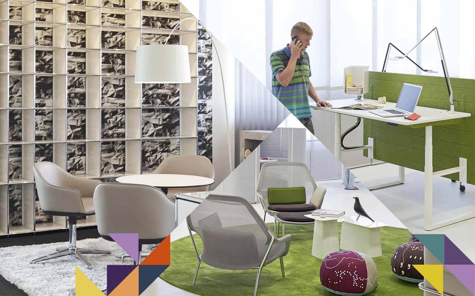 Räume Für Menschen Kahl Büroeinrichtungen Delta Im Quadrat